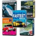 精選英國年度賽車盛事 特價DVD 賽車迷的最愛【精選賽車-五支合購】