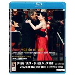 【BD】多明哥「愛情,我的生命」演唱會