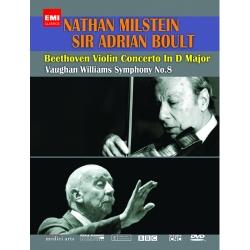 貝多芬-小提琴協奏曲◎米爾斯坦演奏、鮑特指揮