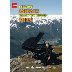 安斯涅◎葛利格鋼琴協奏曲、敘事曲與抒情小品