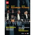 巴倫波因、馬友友與帕爾曼-柏林愛樂管弦樂團-貝多芬音樂會
