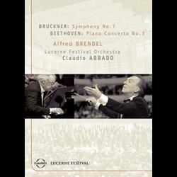 阿巴多.布蘭德爾-貝多芬第三號鋼琴協奏曲 DVD