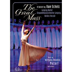 大彌撒曲 萊比錫芭蕾舞團 DVD
