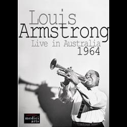 路易阿姆斯壯 / 澳洲音樂會1964年現場 DVD
