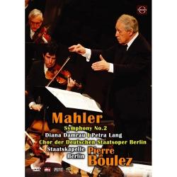 布列茲紀念音樂會-布列茲指揮