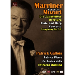 莫札特紀念音樂會IV-馬利納指揮