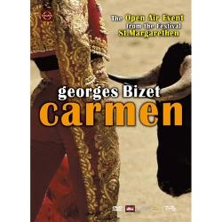 比才-卡門 2005年聖瑪格莉特音樂節 DVD