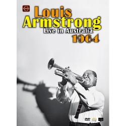 路易.阿姆斯壯-澳洲音樂會1964年現場