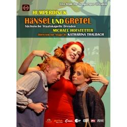 漢伯汀克-糖果屋歷險記◎2006年德勒斯登賽柏歌劇院◎ DVD