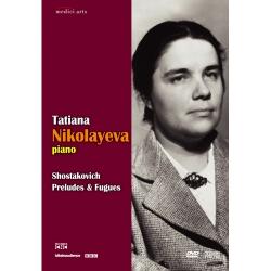 蕭士塔高維契-廿四首前奏與賦格◎妮可拉耶娃演奏◎