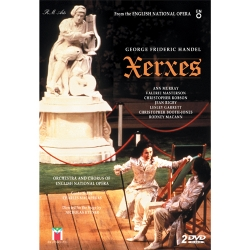 韓德爾-賽瑟斯 DVD