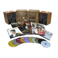 【套裝】世紀偉大小提琴家 DVD(十片裝)